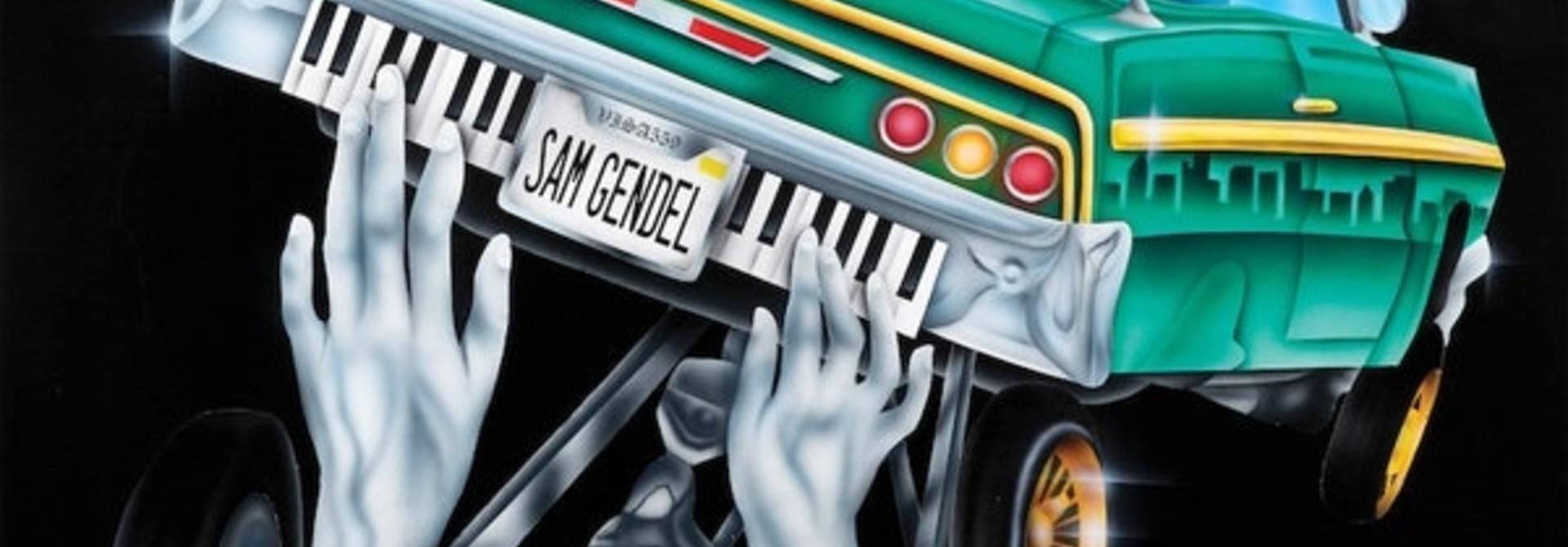 Sam Gendel • Satin Doll