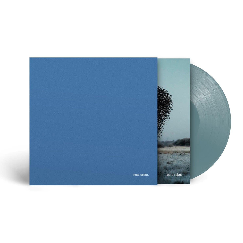 New Order • Be A Rebel (Édition couleur limitée)-2