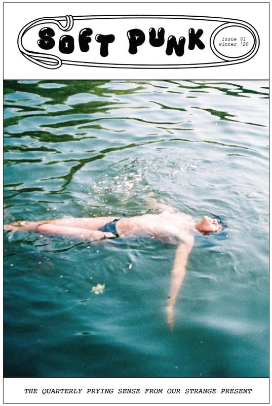 Soft Punk • Issue 01, Winter '20-1