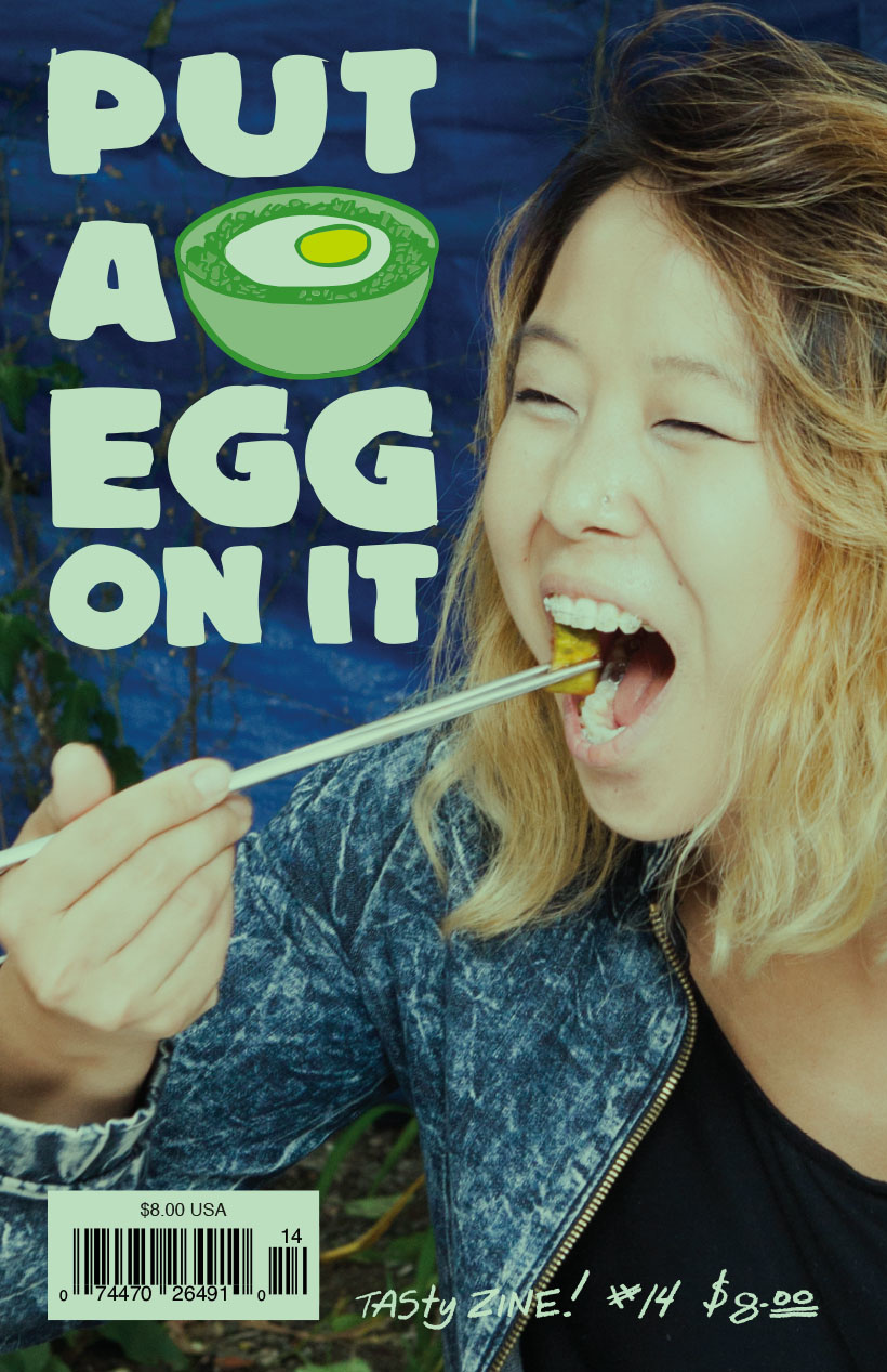 Put A Egg On It • Issue 14, Autumn 2017-1