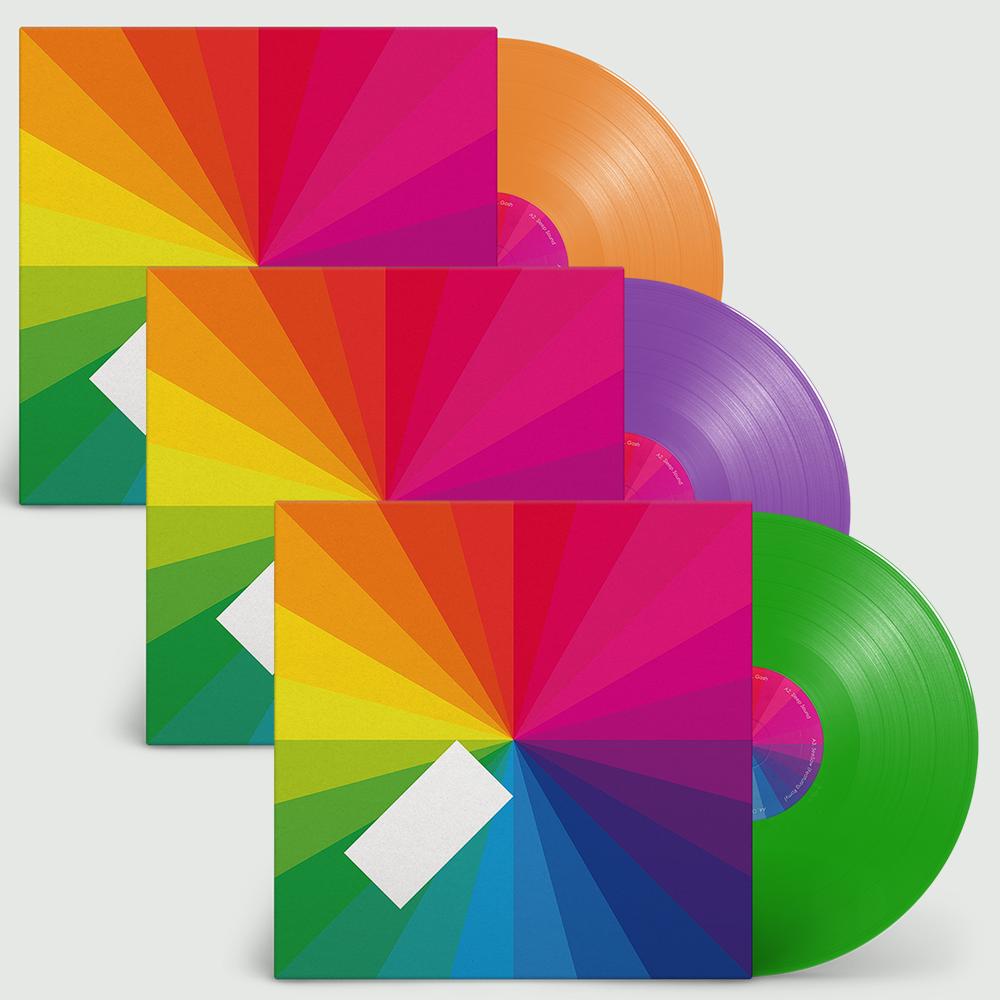 Jamie XX • In Colour (Réédition remasterisée 2020 couleur aléatoire)-2