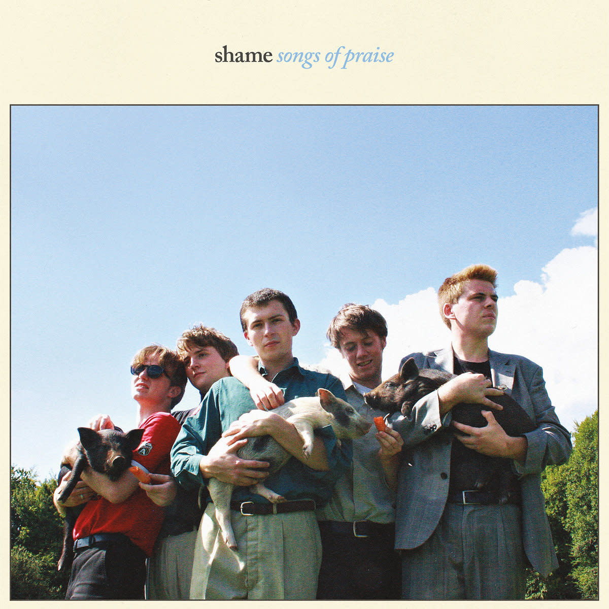 Shame • Songs Of Praise-1