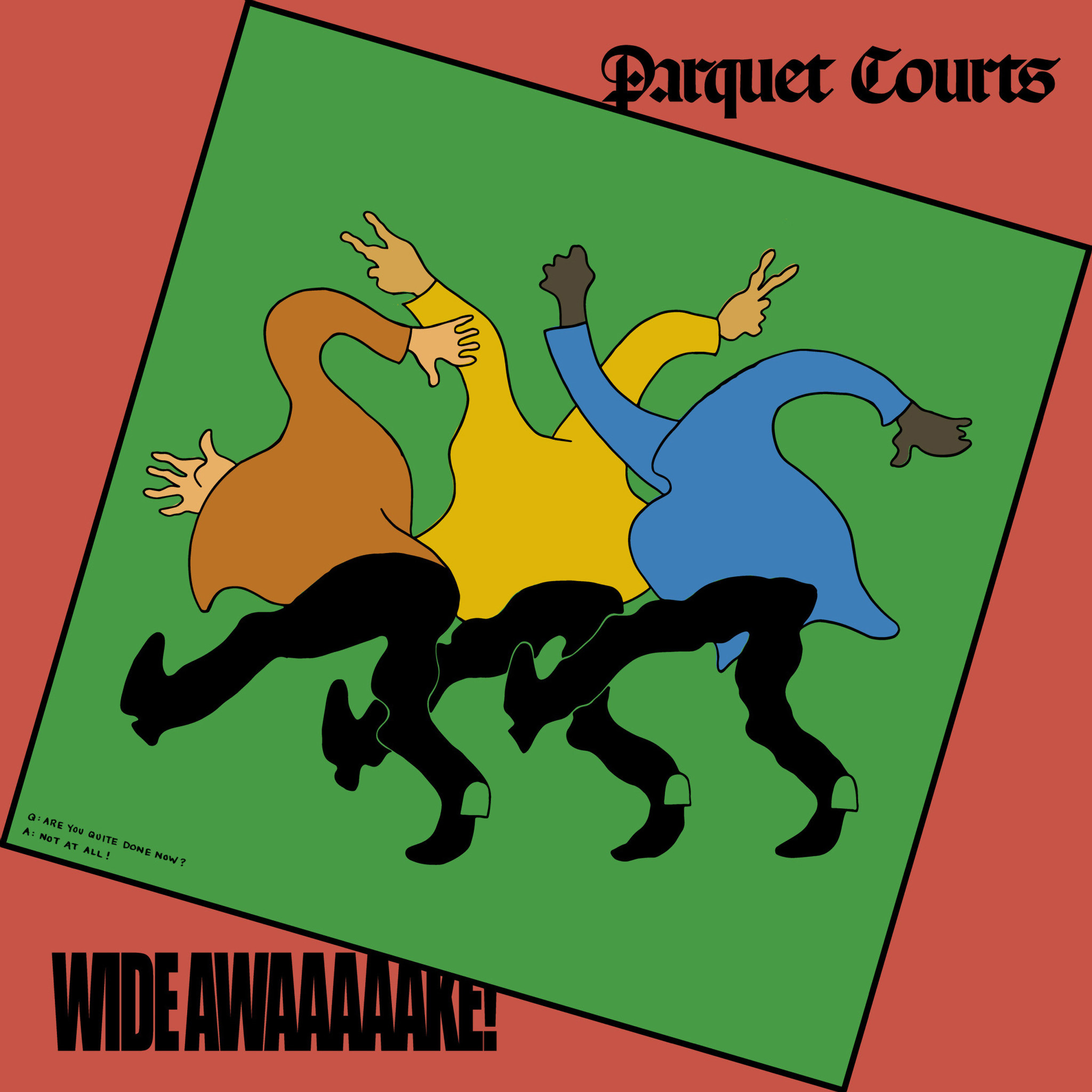 Parquet Courts • Wide Awake!-1