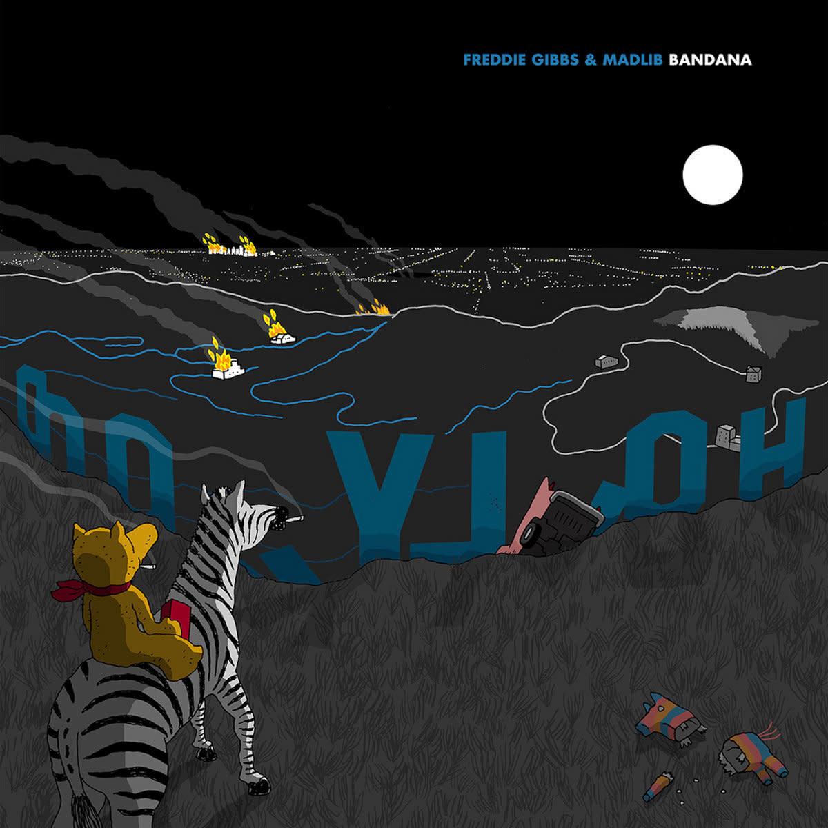 Freddie Gibbs & Madlib • Bandana-1