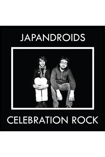 Japandroids • Celebration Rock (Édition couleur limitée)