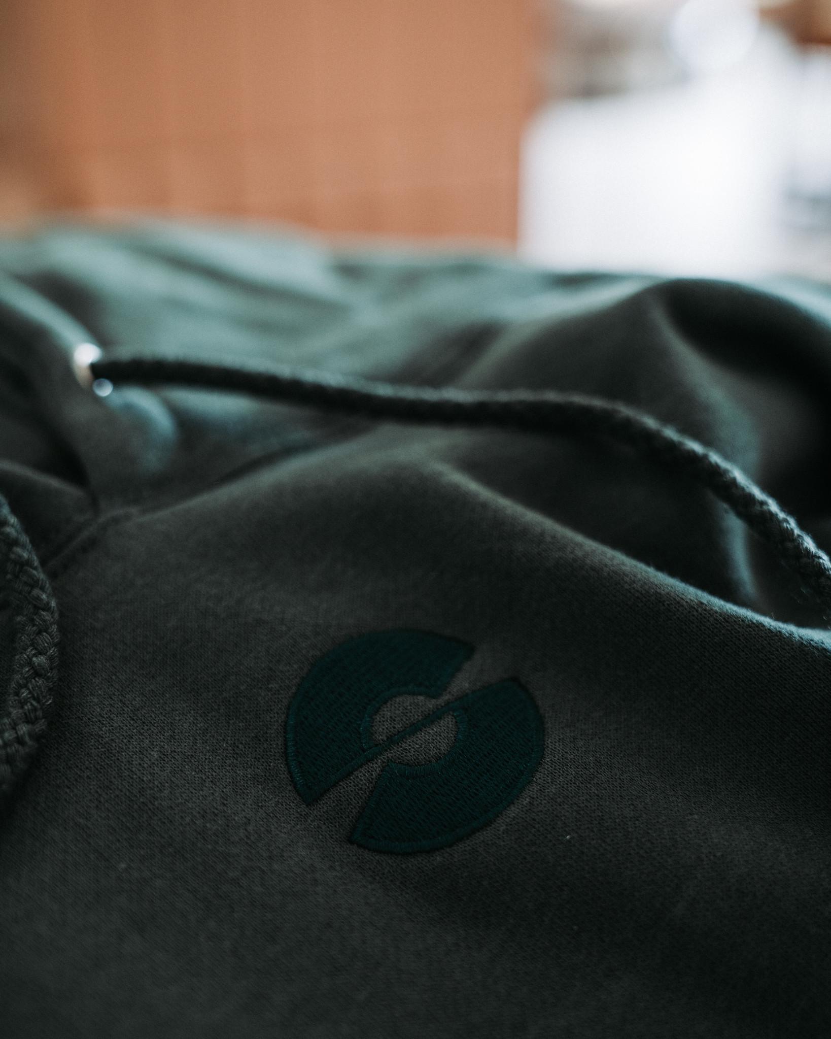 Hoodie [vert]-1