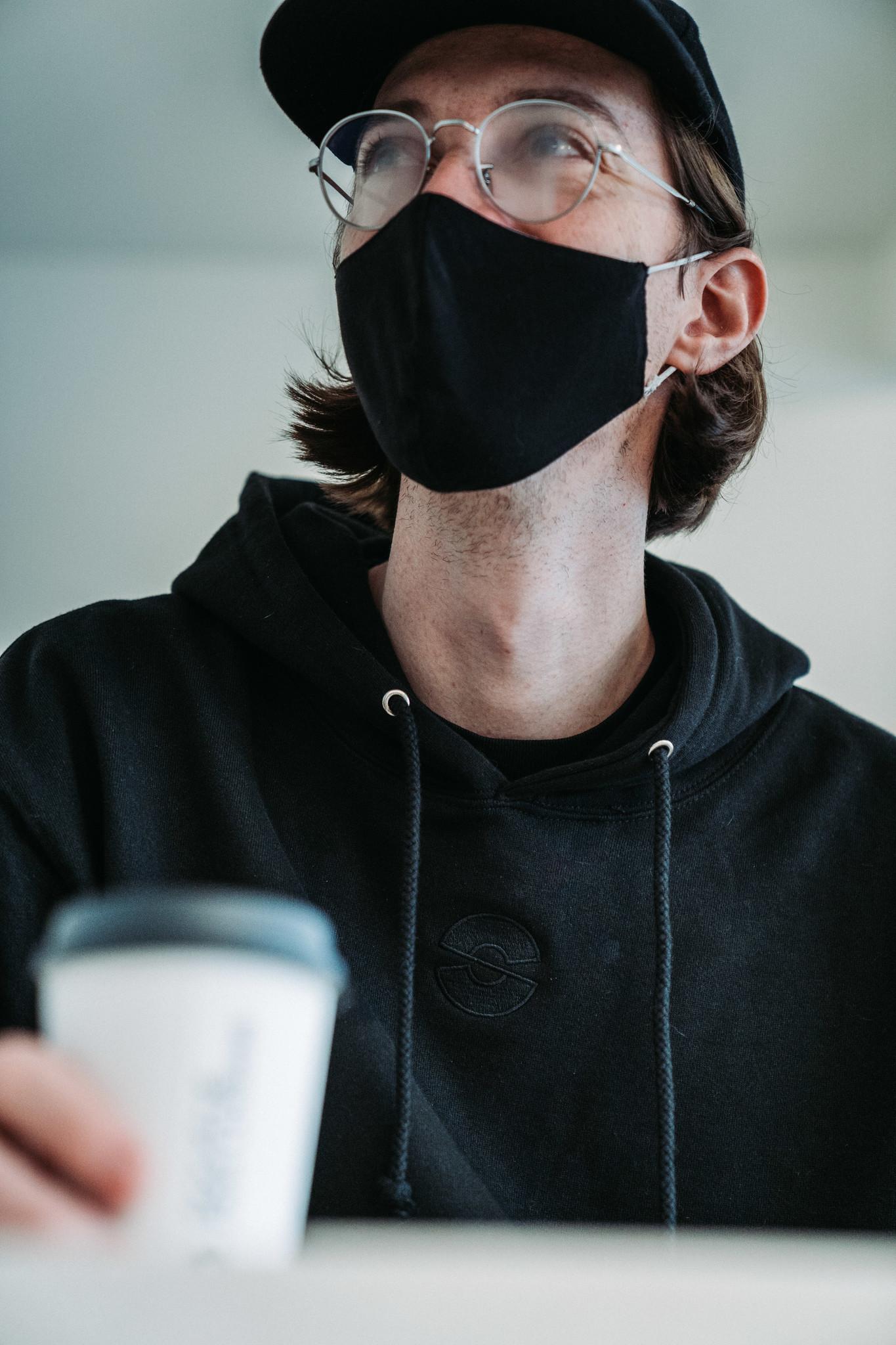 Hoodie [noir]-1