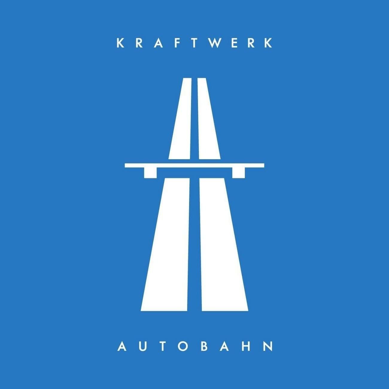 Kraftwerk • Autobahn (réédition couleur limitée)-1