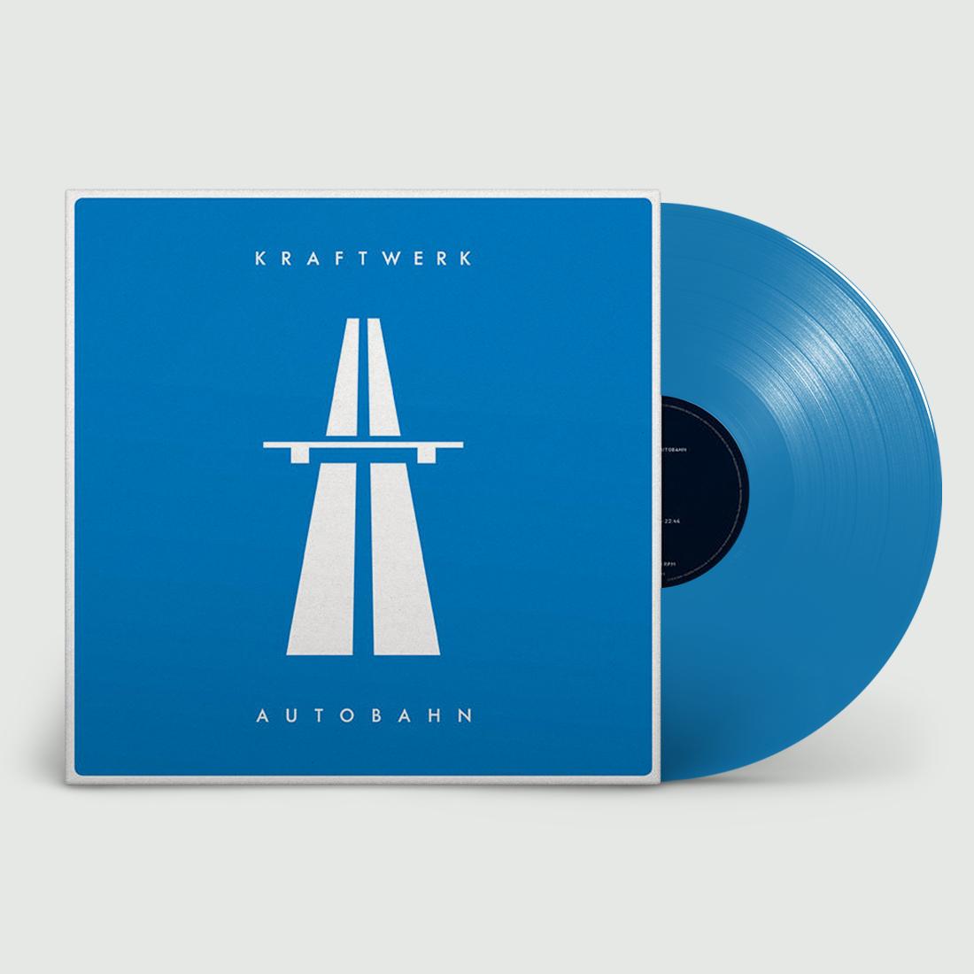 Kraftwerk • Autobahn (réédition couleur limitée)-2
