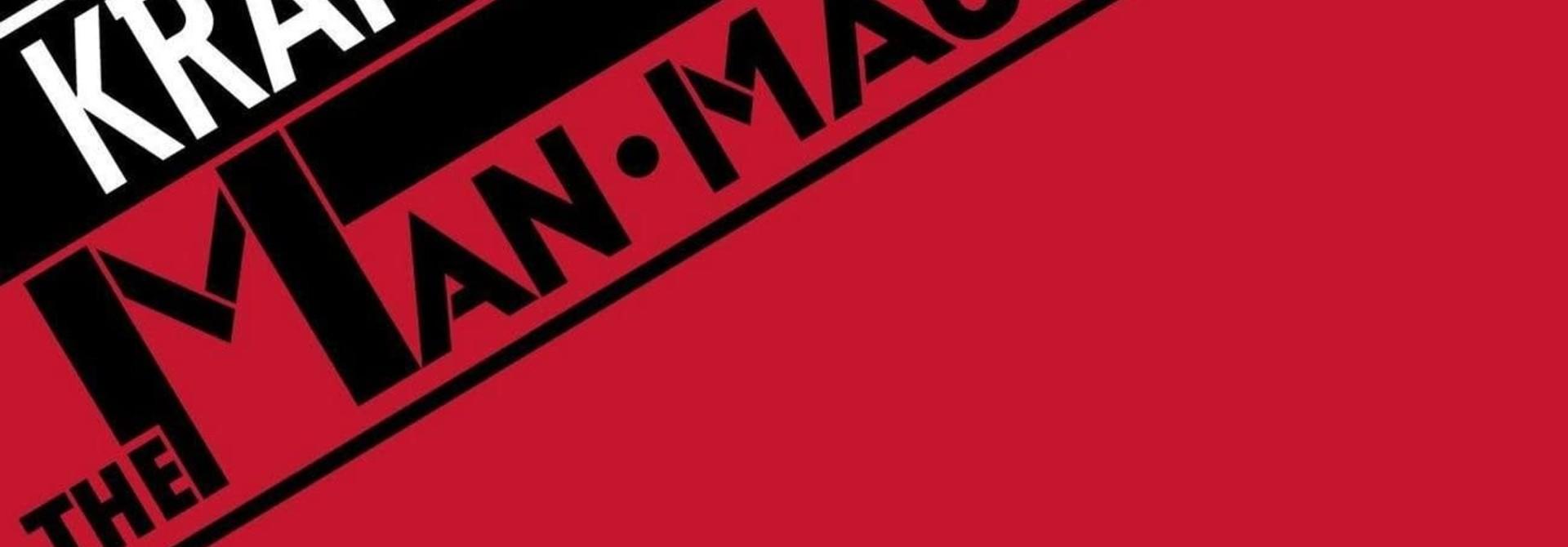 Kraftwerk • The Man Machine (Réédition couleur limitée)