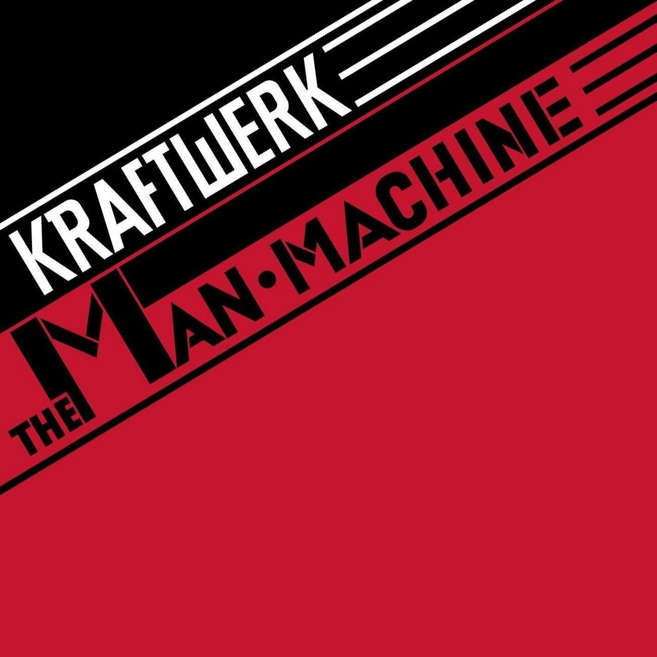 Kraftwerk • The Man Machine (Réédition couleur limitée)-1