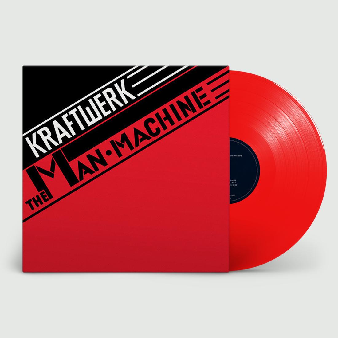 Kraftwerk • The Man Machine (Réédition couleur limitée)-2