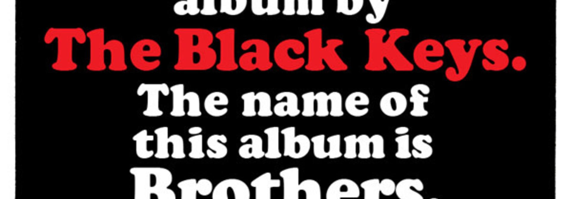 Black Keys • Brothers