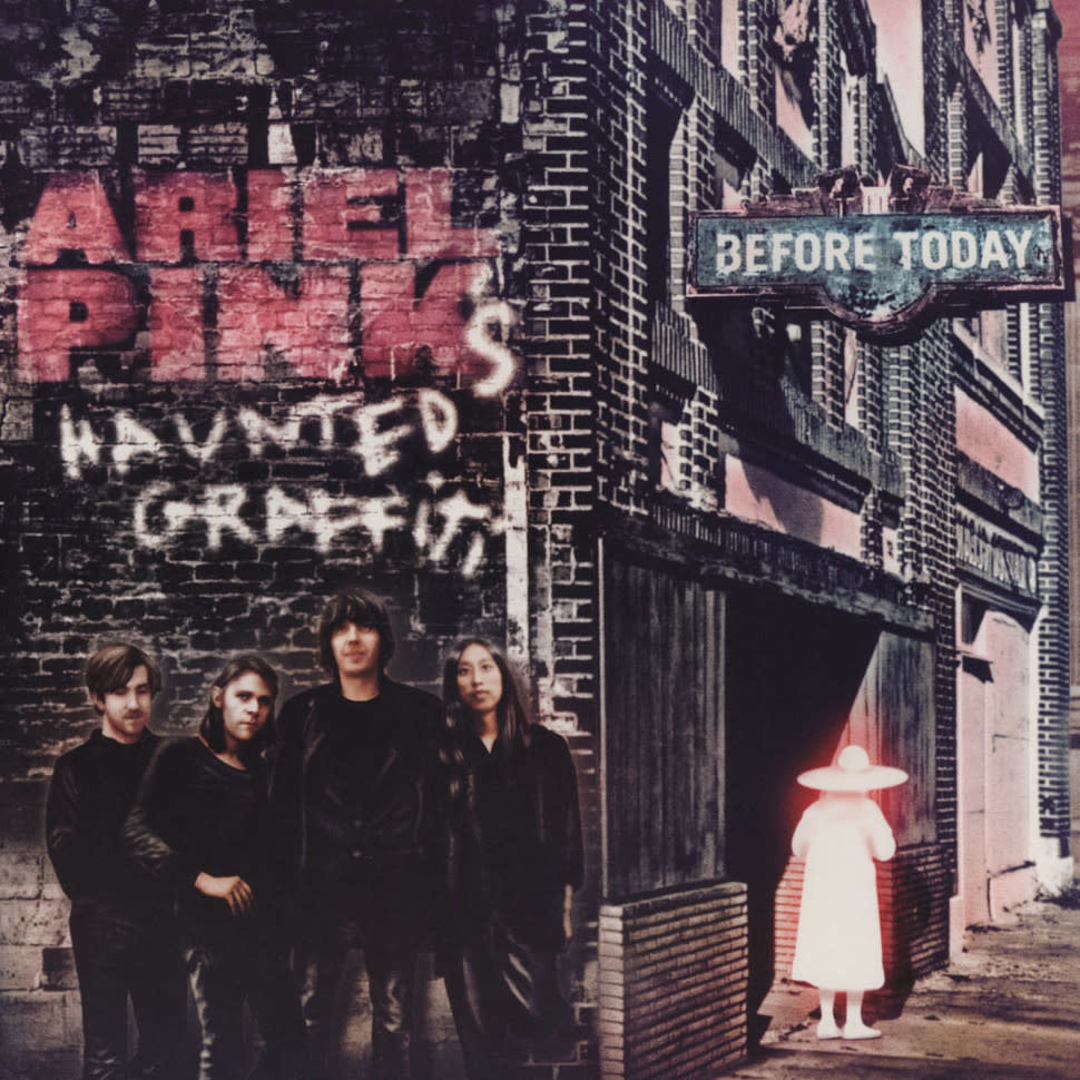 Ariel Pink's Haunted Graffiti • Before Today-1