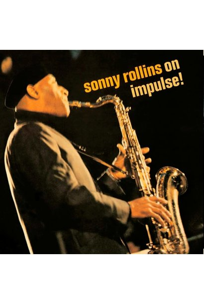 Sonny Rollins  • Sonny Rollins - On Impulse!