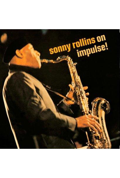 Sonny Rollins  • Sonny Rollins - On Impulse!