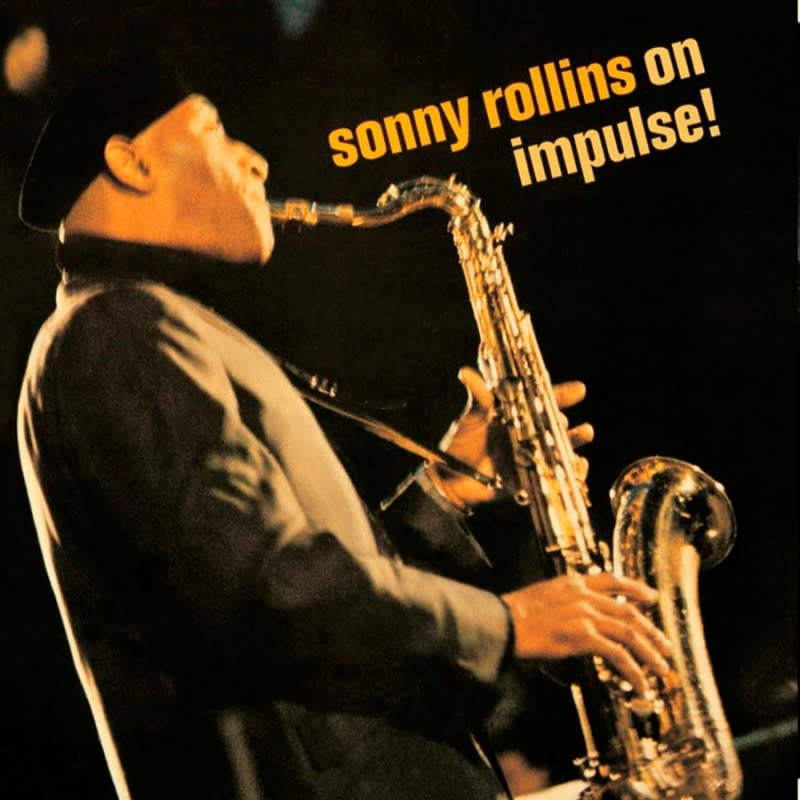 Sonny Rollins  • Sonny Rollins - On Impulse!-1