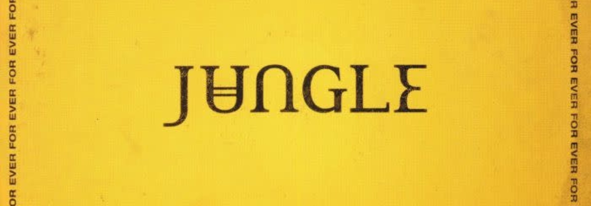 Jungle • For Ever