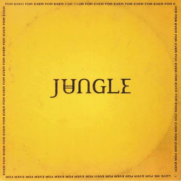 Jungle • For Ever-1
