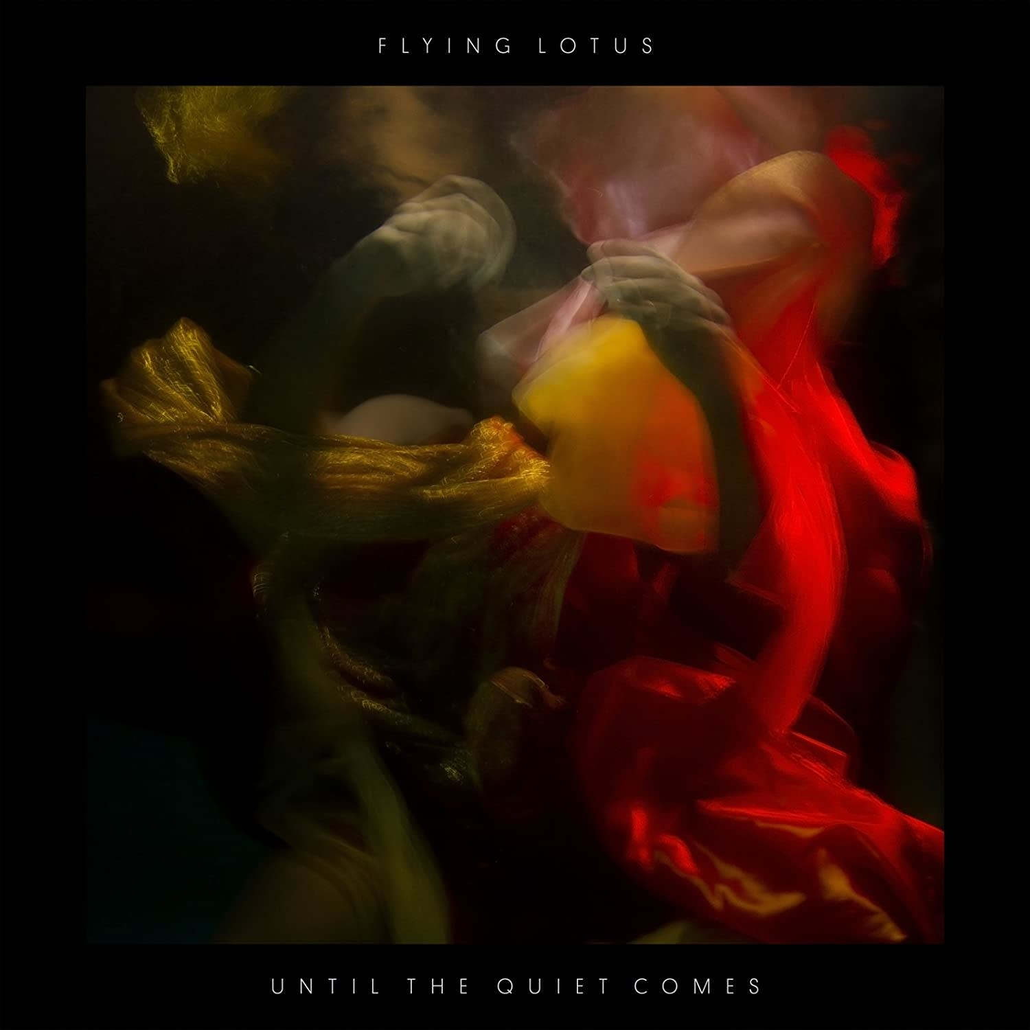 Flying Lotus • Until The Quiet Comes-1