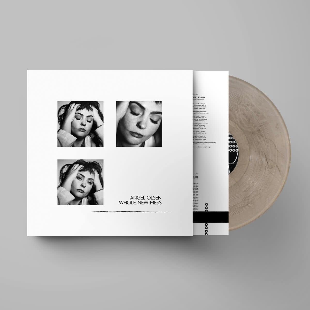 Angel Olsen • Whole New Mess (Édition couleur limitée)-2