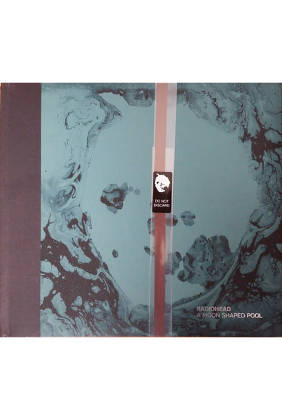 Radiohead • A Moon Shaped Pool (Coffret Deluxe)