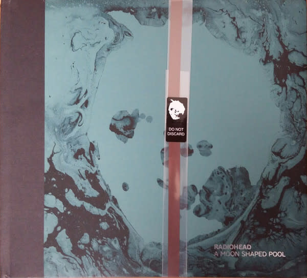 Radiohead • A Moon Shaped Pool (Coffret Deluxe)-1