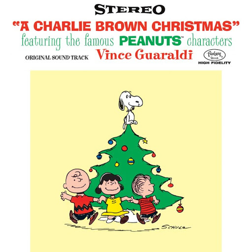 "The Vince Guaraldi Trio • A Charlie Brown Christmas (Édition limitée ""lenticulaire"")-1"