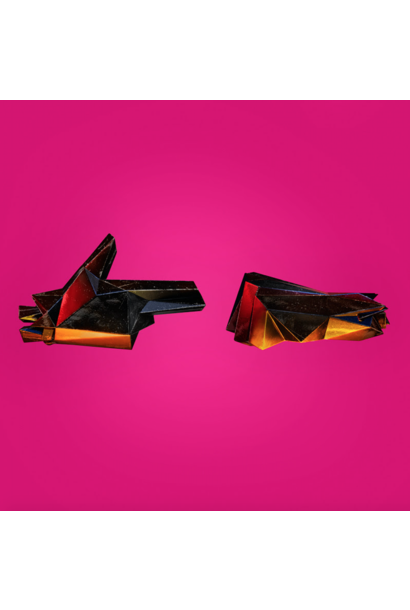 Run The Jewels • RTJ4 (Édition couleur magenta)