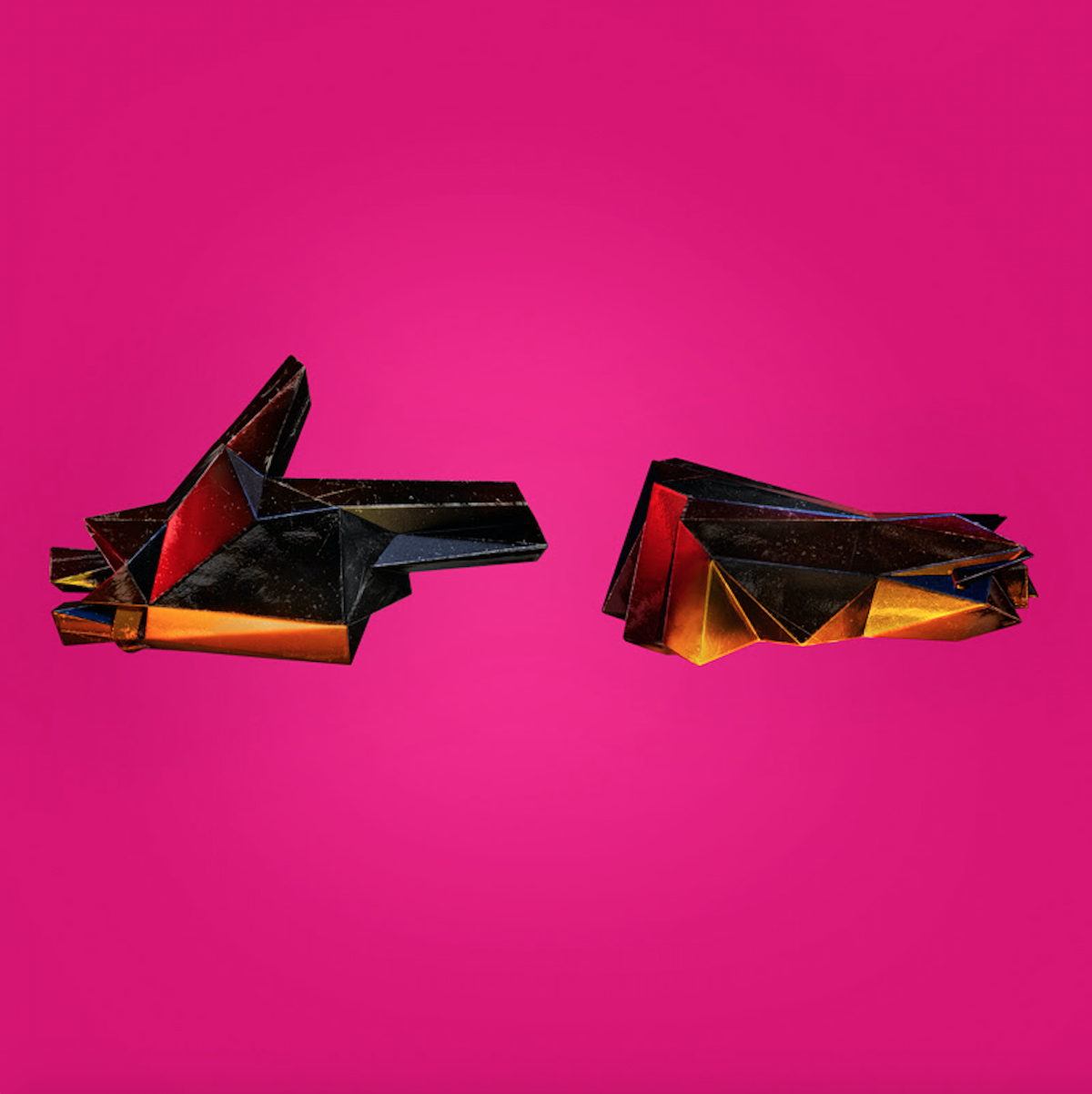 Run The Jewels • RTJ4 (Édition couleur magenta)-1