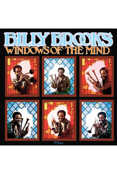 Billy Brooks • Windows Of The Mind