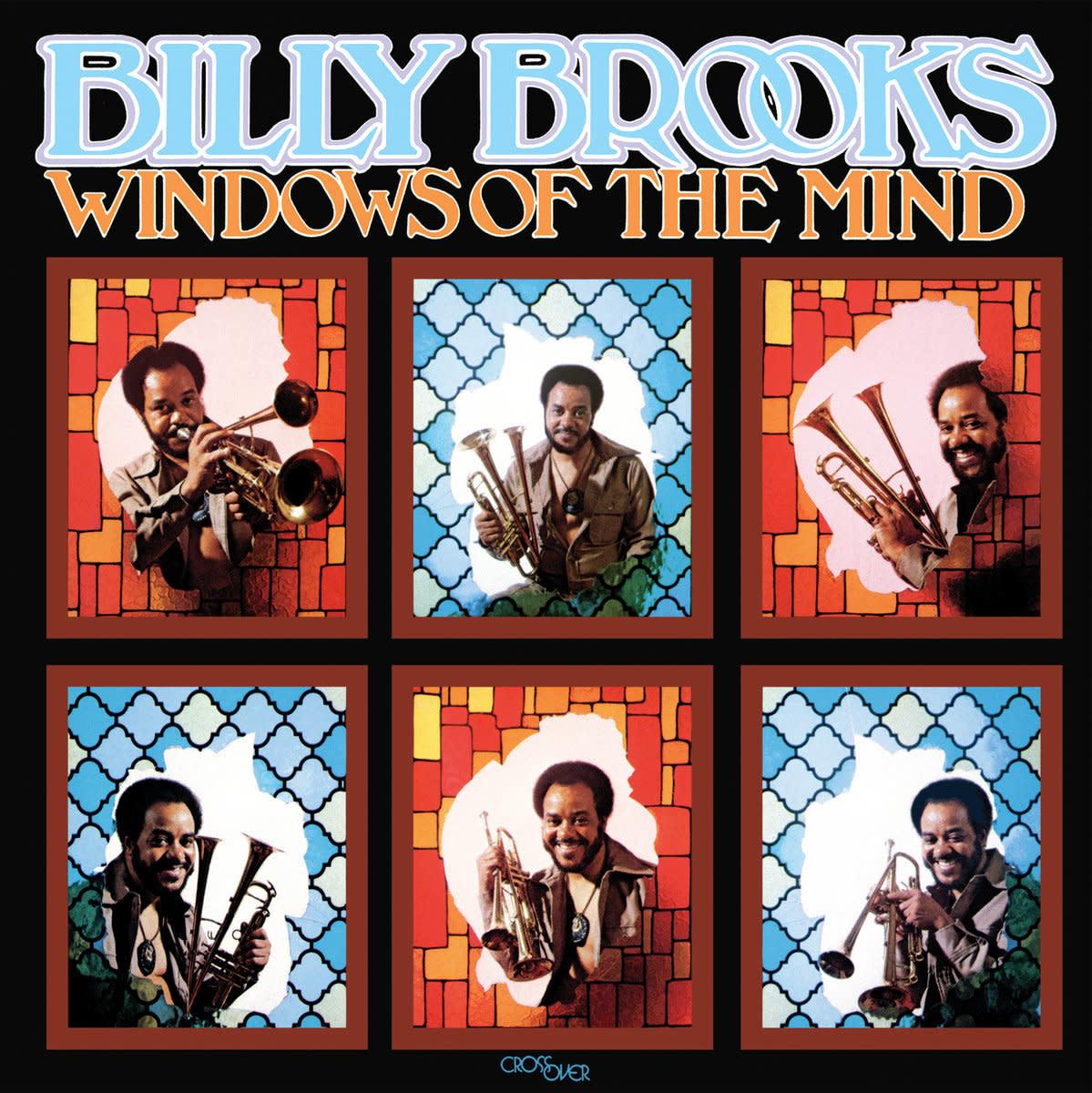 Billy Brooks • Windows Of The Mind-1