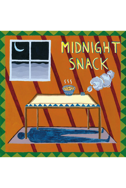 Homeshake • Midnight Snack (édition couleur)