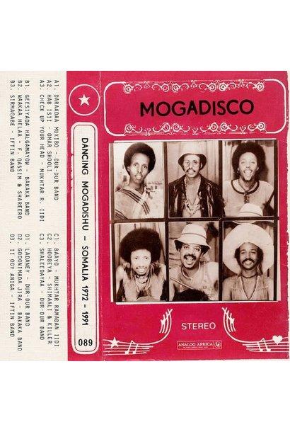 Artistes Variés • MOGADISCO - Dancing Mogadishu (Somalia 1972 - 1991)