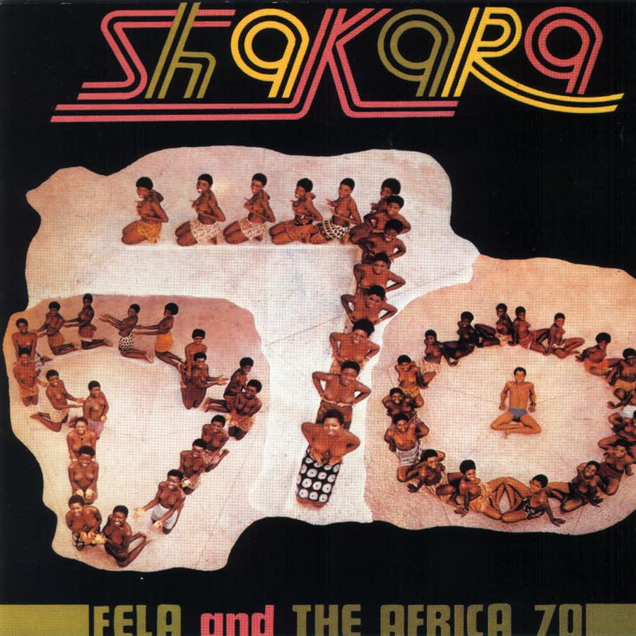 Fela Kuti • Shakara-1