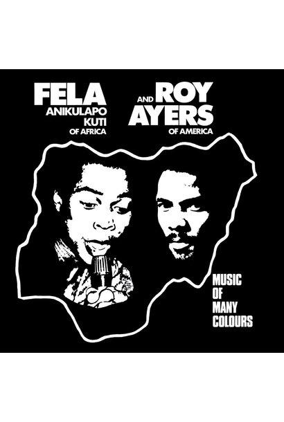 Fela Kuti & Roy Ayers • Music Of Many Colors