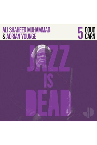Doug Carn, Ali Shaheed Muhammad and Adrian Younge • Doug Carn JID005