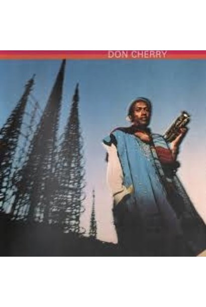 Don Cherry • Brown Rice