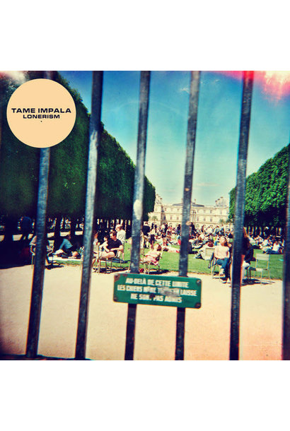 Tame Impala • Lonerism (2LP)