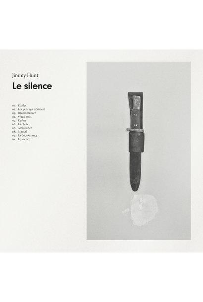 Jimmy Hunt • Le Silence (édition limitée)