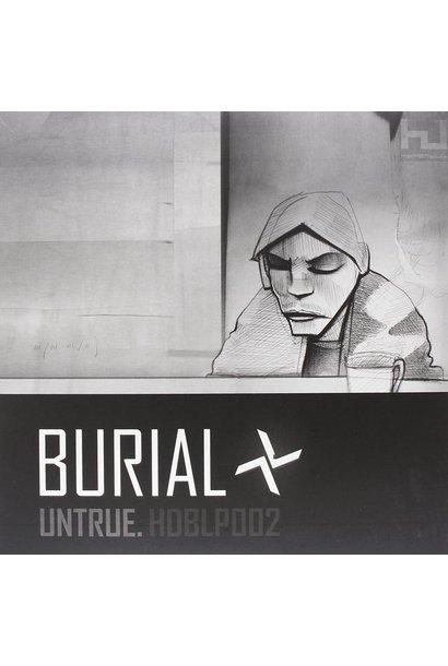 Burial • Untrue