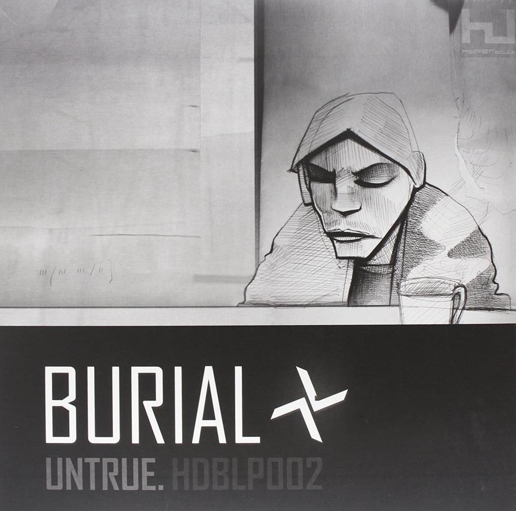Burial • Untrue-1