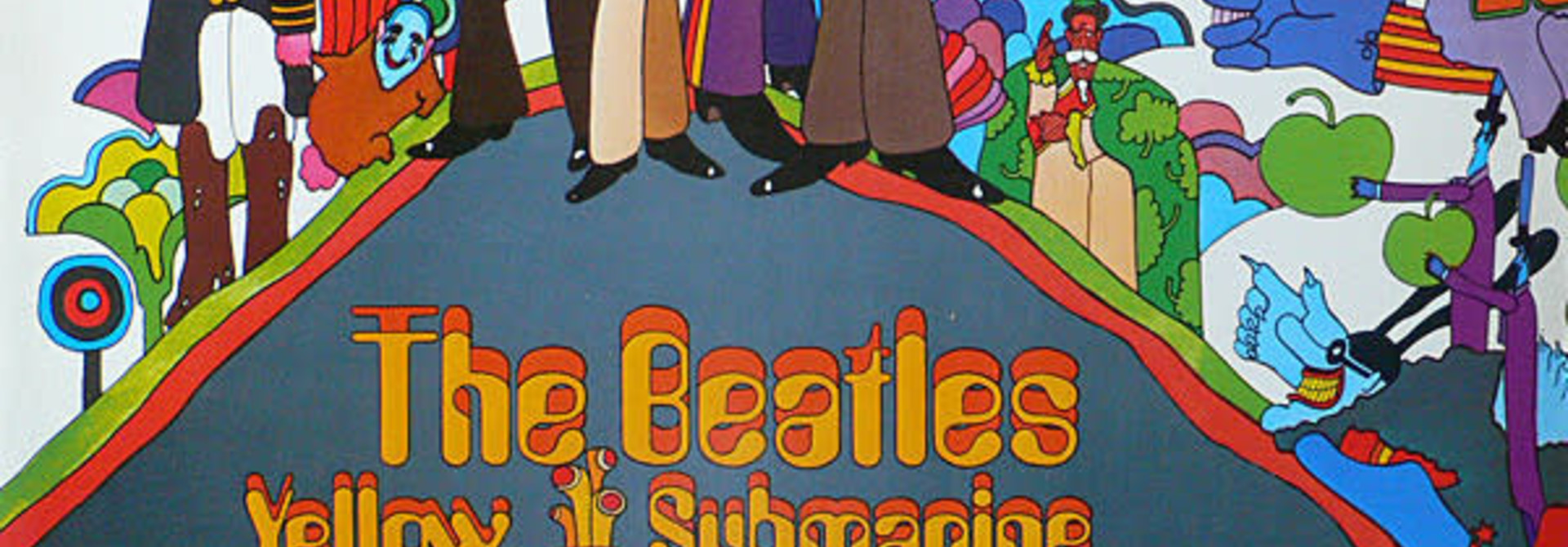 Beatles • Yellow Submarine (180g)