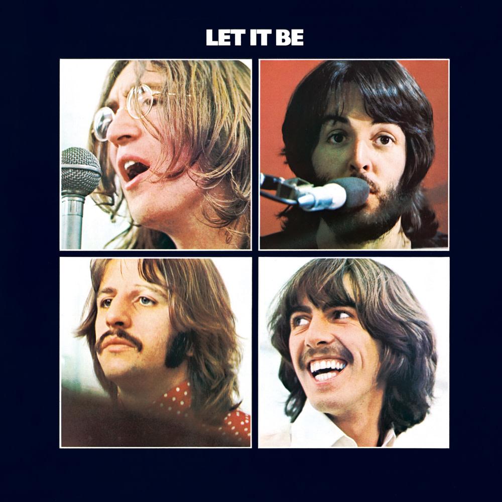 Beatles • Let It Be (180g)-1