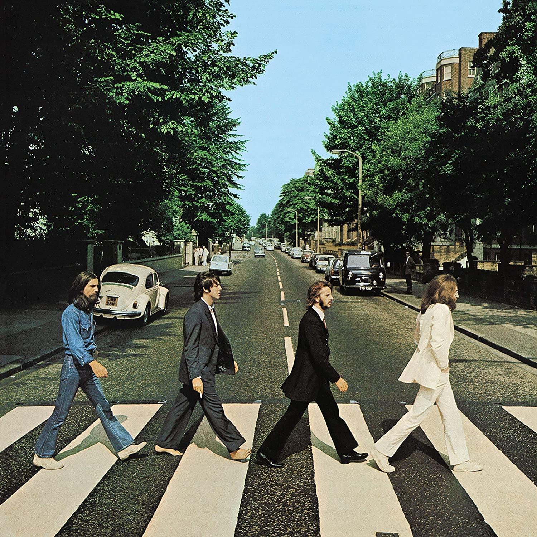 Beatles • Abbey Road-1