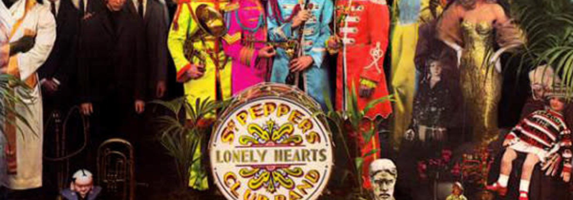 Beatles • Sgt Pepper's Lonely Hearts Club Band