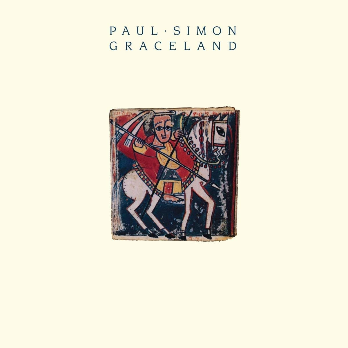 Paul Simon • Graceland (édition 25e anniversaire)-1