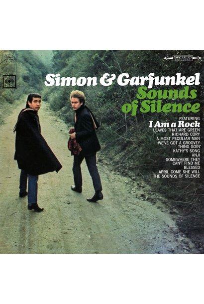 Simon & Garfunkel • Sound of Silence (édition UK)