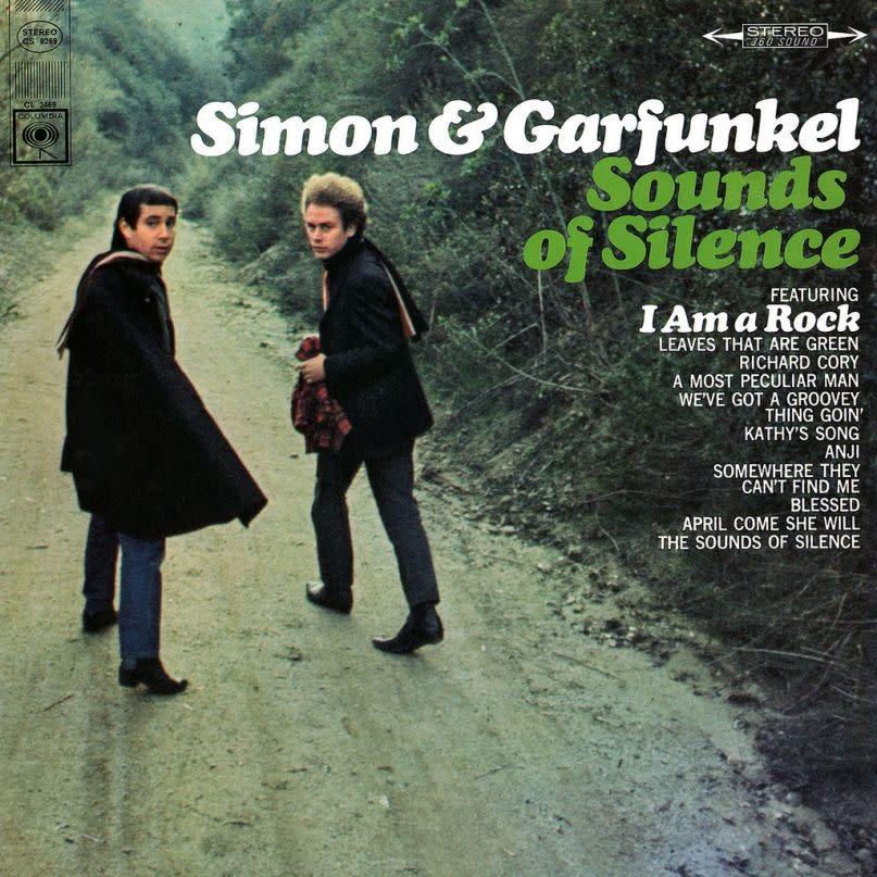 Simon & Garfunkel • Sound of Silence (édition UK)-1