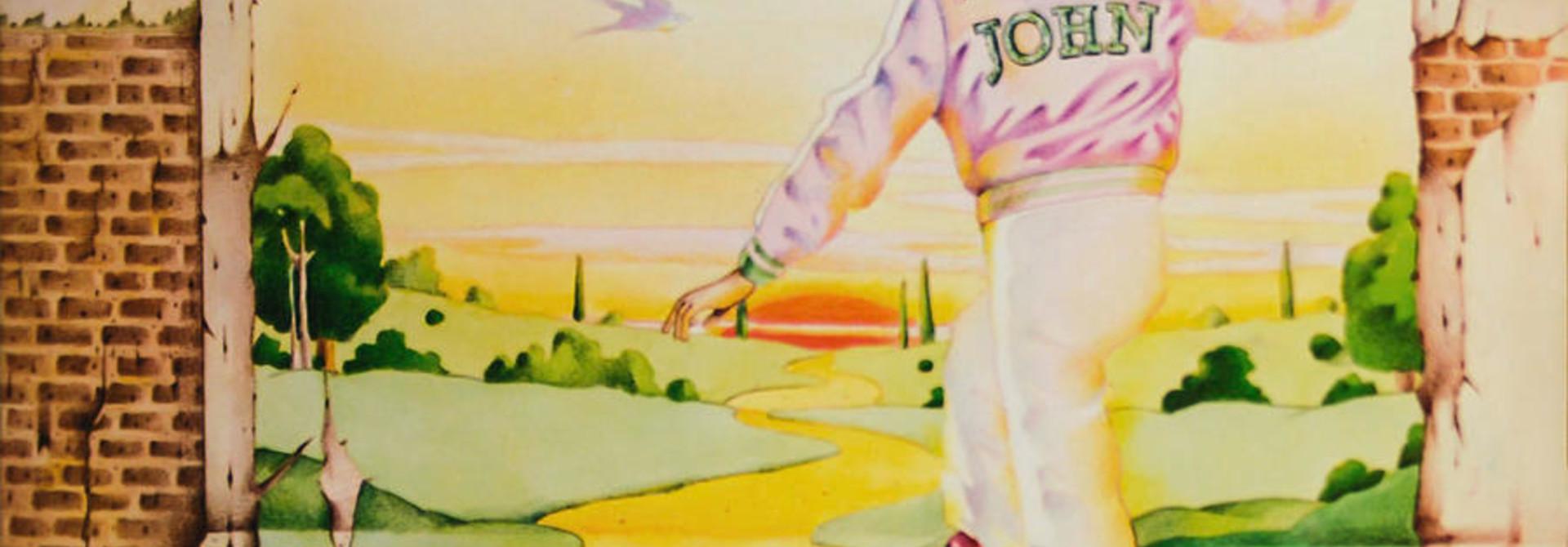 Elton John • Goodbye Yellow Brick Road (2LP)